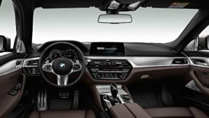 BMW 540i 2017 Photos