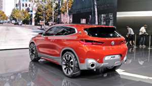 BMW X2 4K