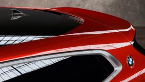 BMW X2 Background
