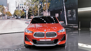 BMW X2 HD Background