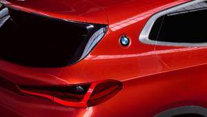 BMW X2 HD Deskto