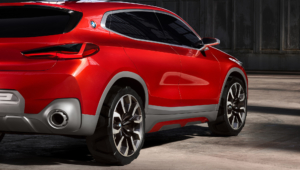 BMW X2 HD Wallpaper
