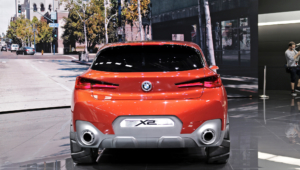 BMW X2 High Definition