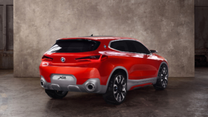 BMW X2 Photos