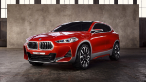 BMW X2 Wallpaper