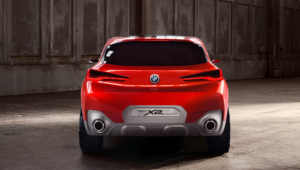 BMW X2 Widescreen