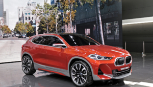 BMW X2 For Deskto