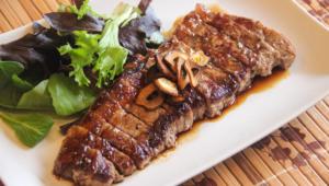 Beef Steak Background