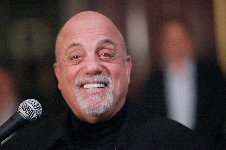 Billy Joel Photos
