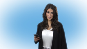 Brittany Furlan Widescreen