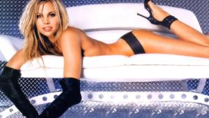 Brooke Burns HD Wallpaper