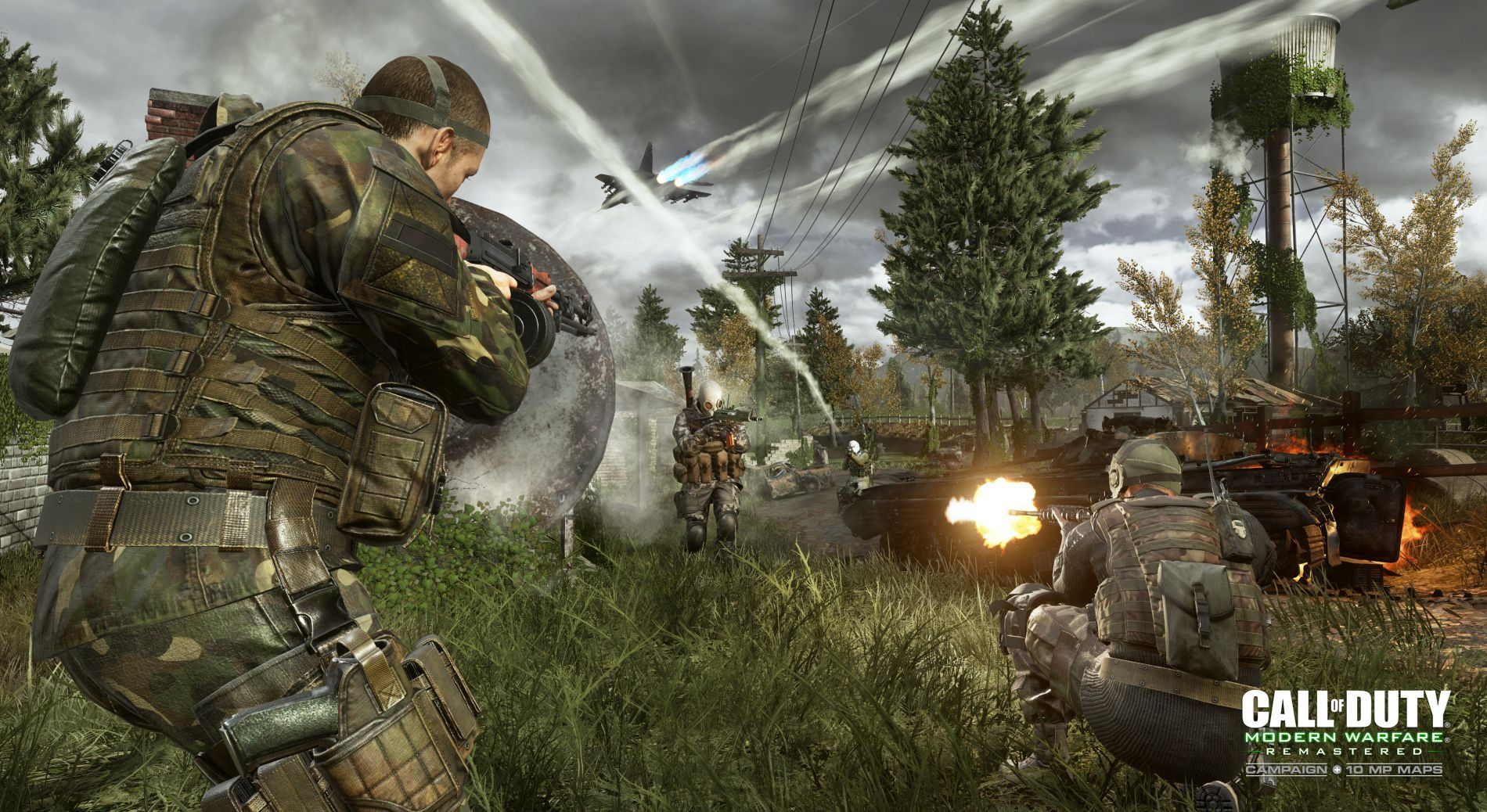 Call Of Duty Modern Warfare Remastered Wallpapers Images Photos