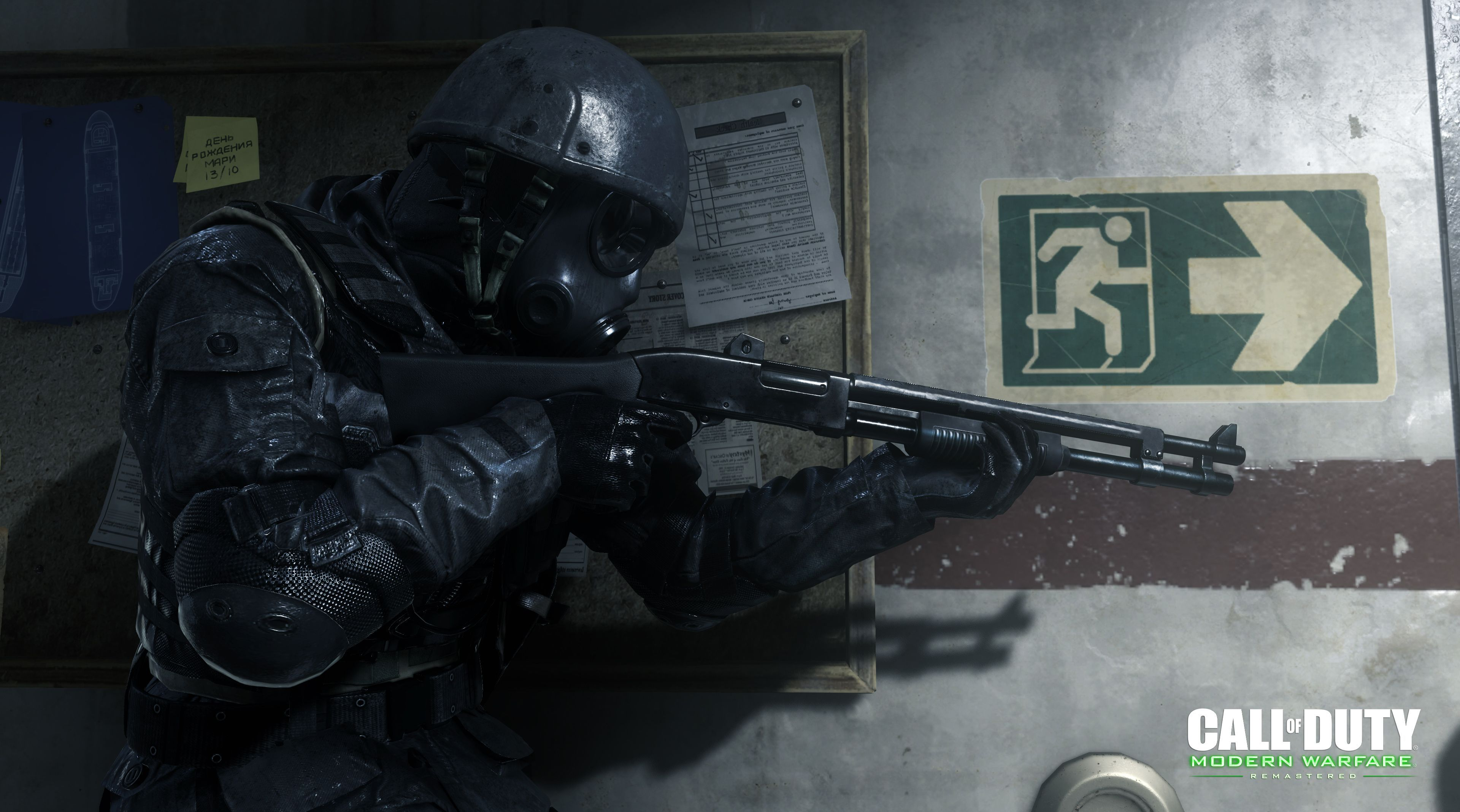 Call Of Duty Modern Warfare Remastered Wallpapers