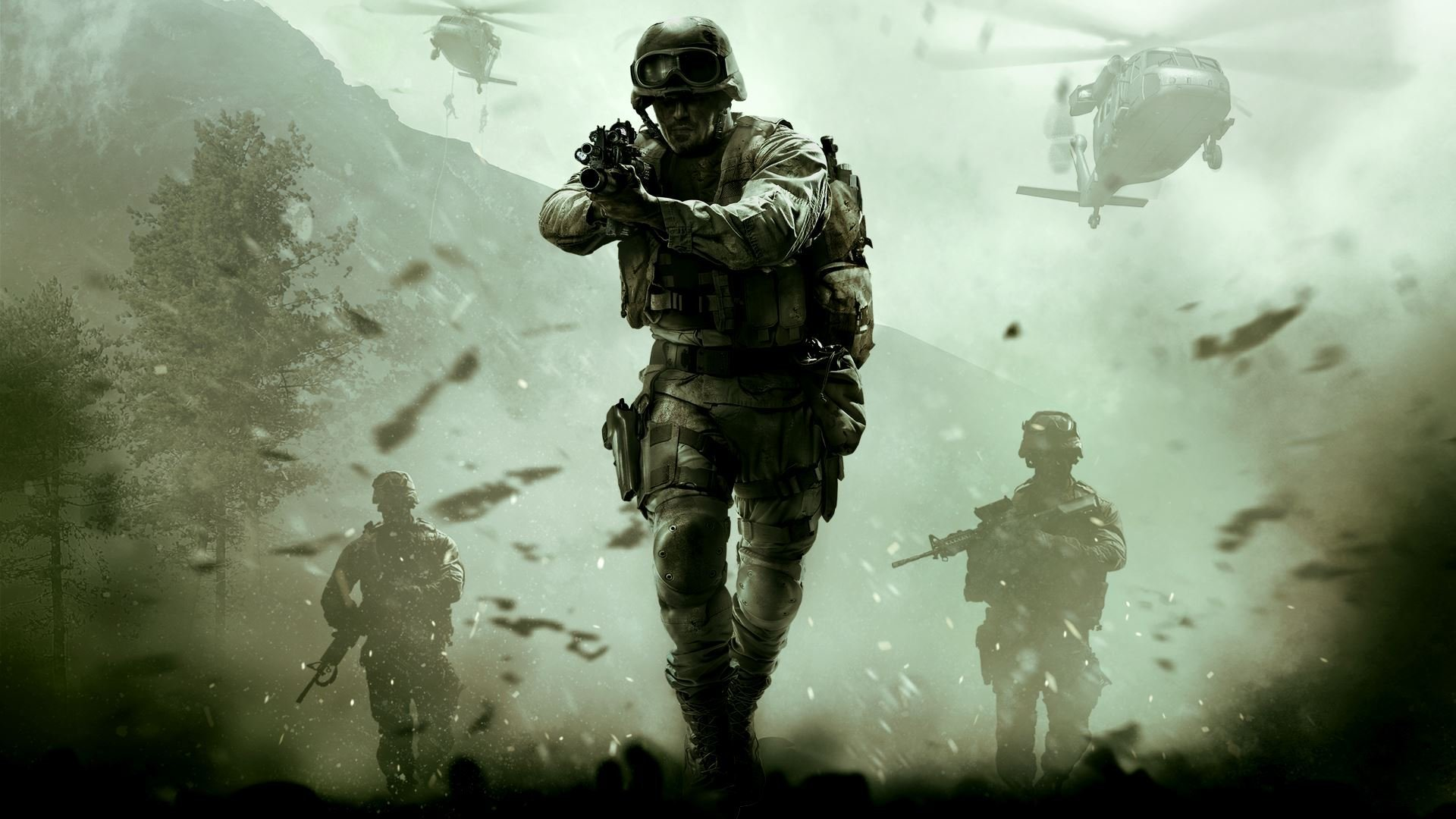 Call Of Duty Modern Warfare Remastered Widescreen