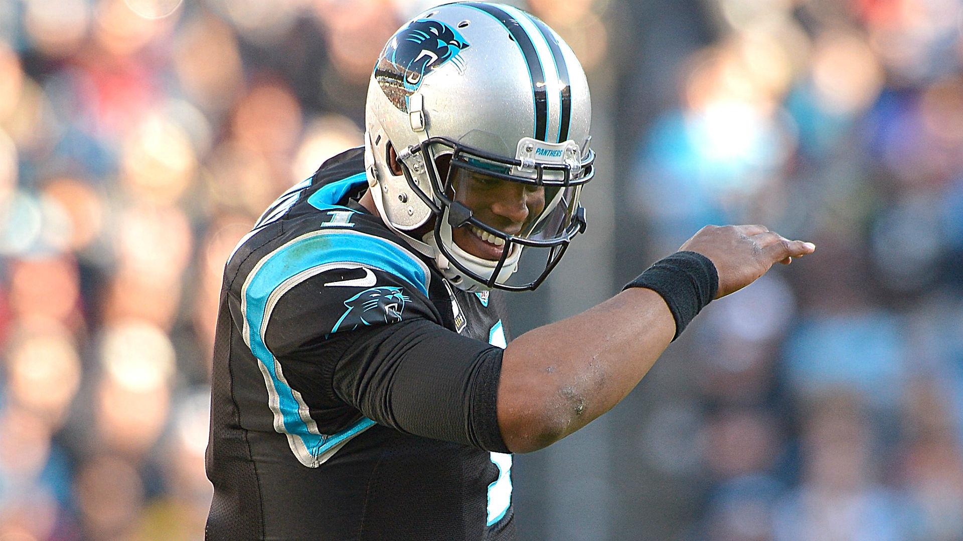 Cam Newton Background