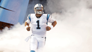 Cam Newton High Definition