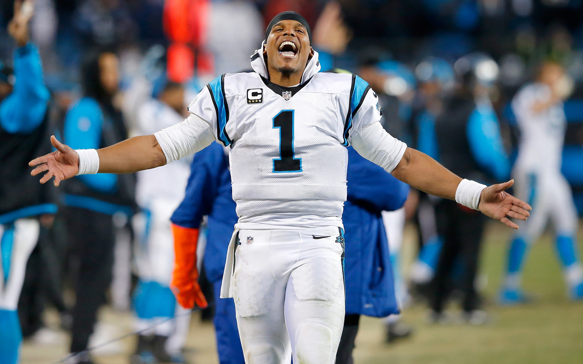 Cam Newton High Definition Wallpapers