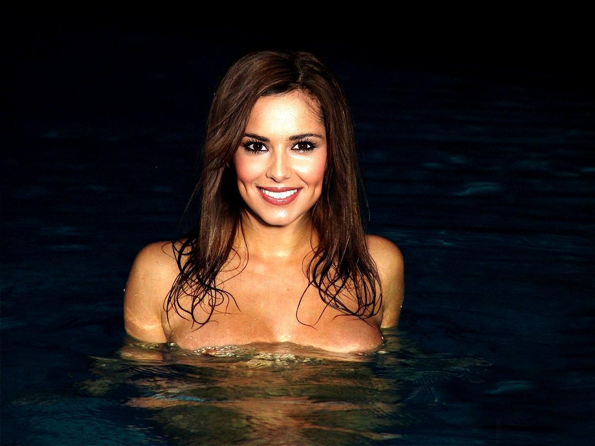 Cheryl Cole HD Wallpaper