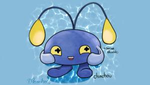 Chinchou Hd Background