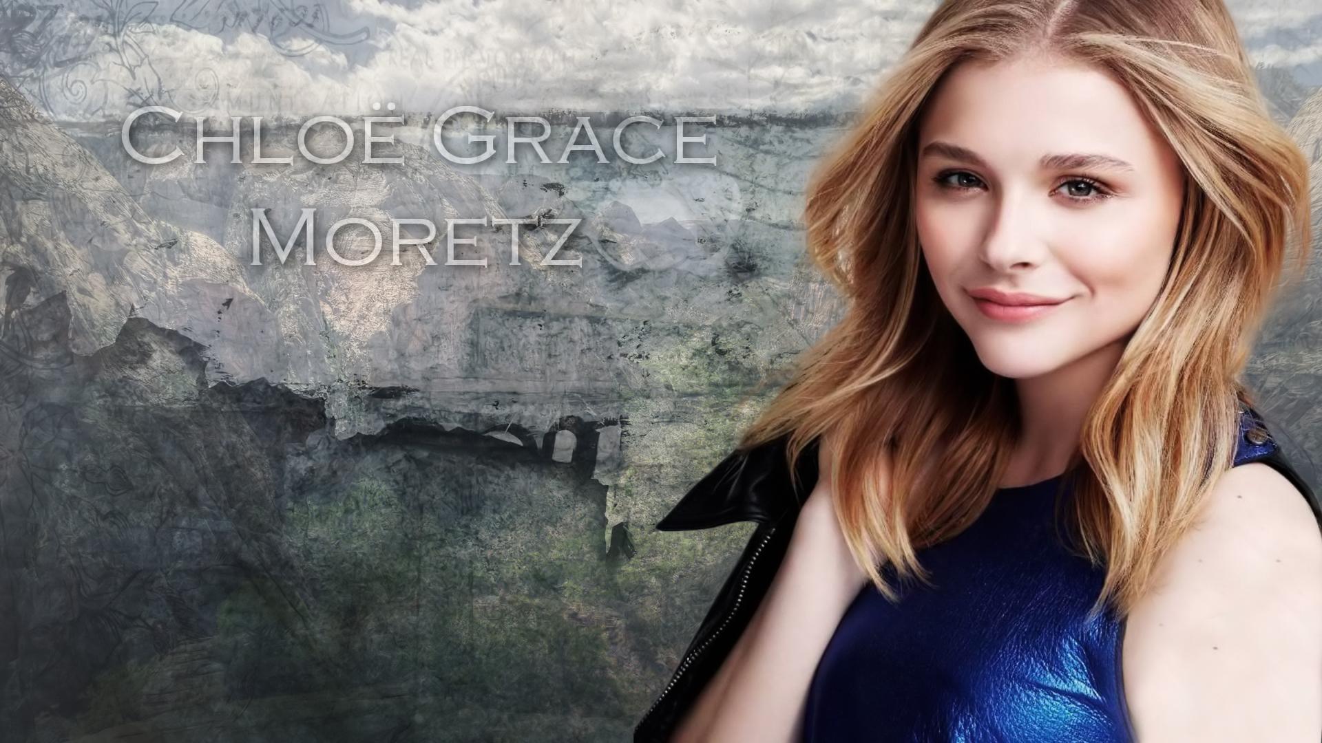 Chloe Moretz Desktop Wallpaper