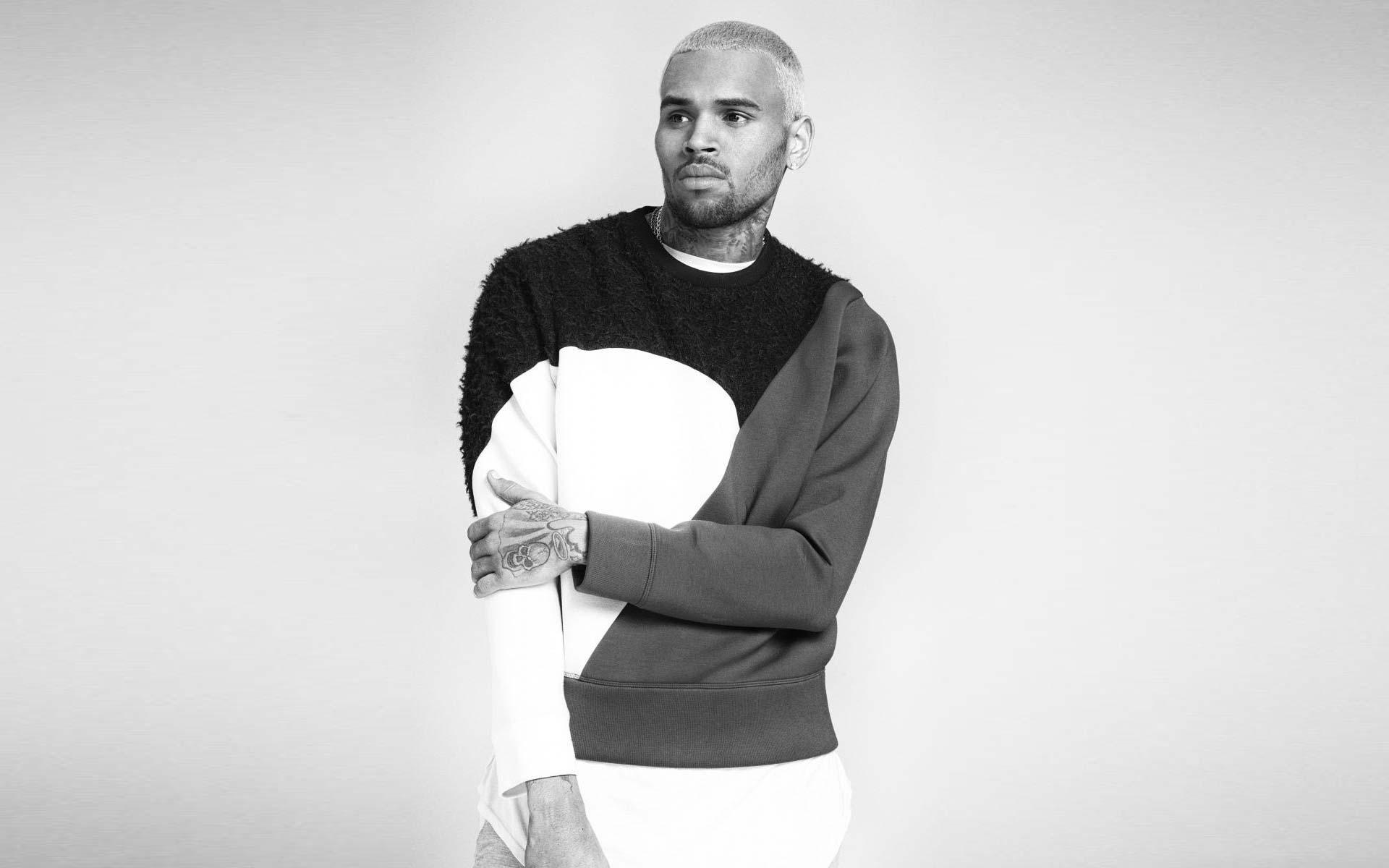 Chris Brown Background