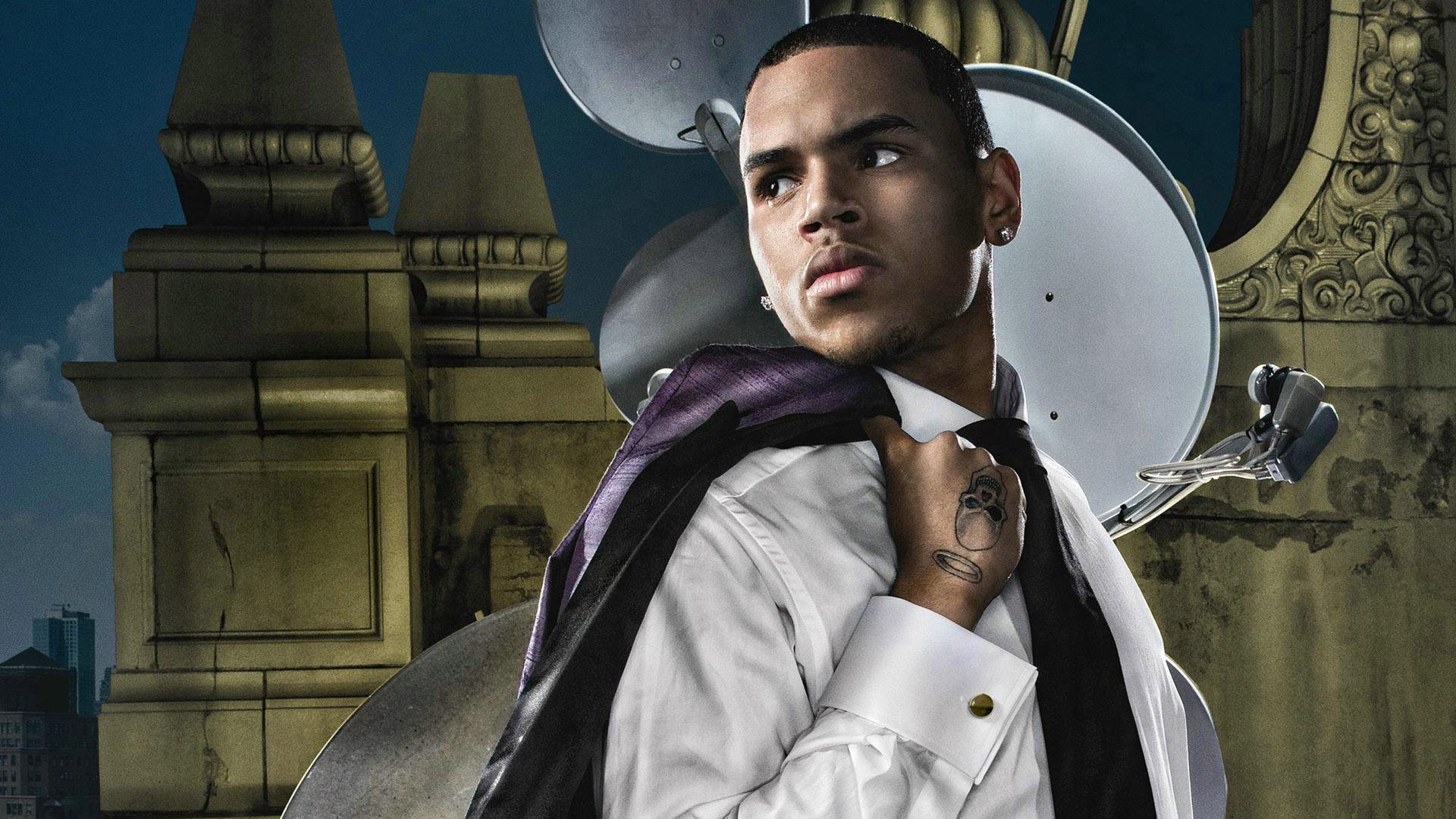 Chris Brown HD Deskto