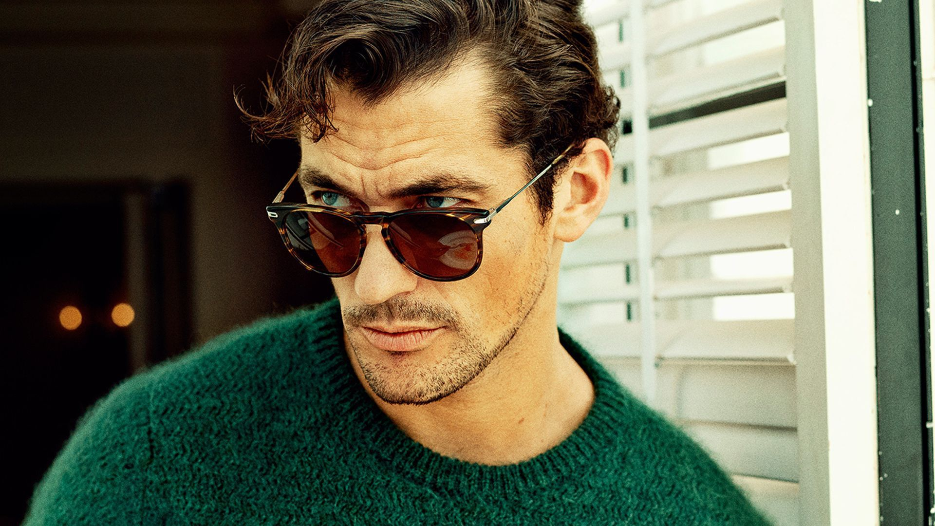 David Gandy Widescreen