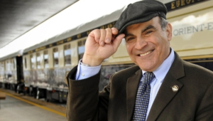 David Suchet Background