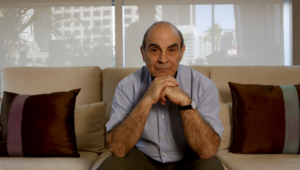 David Suchet HD Wallpaper