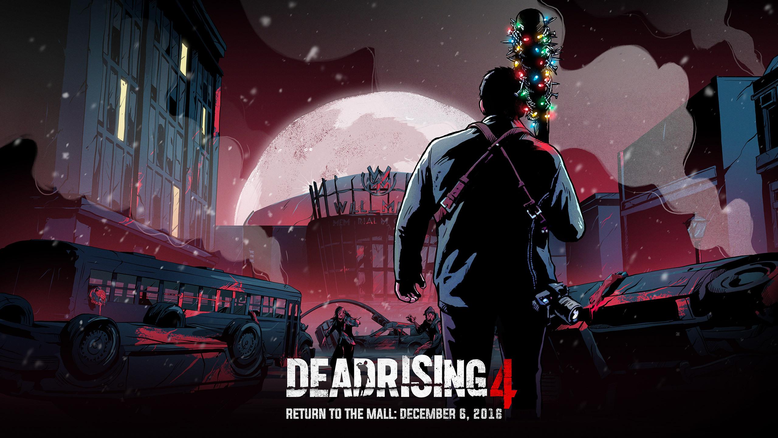 Dead Rising 4 Widescreen