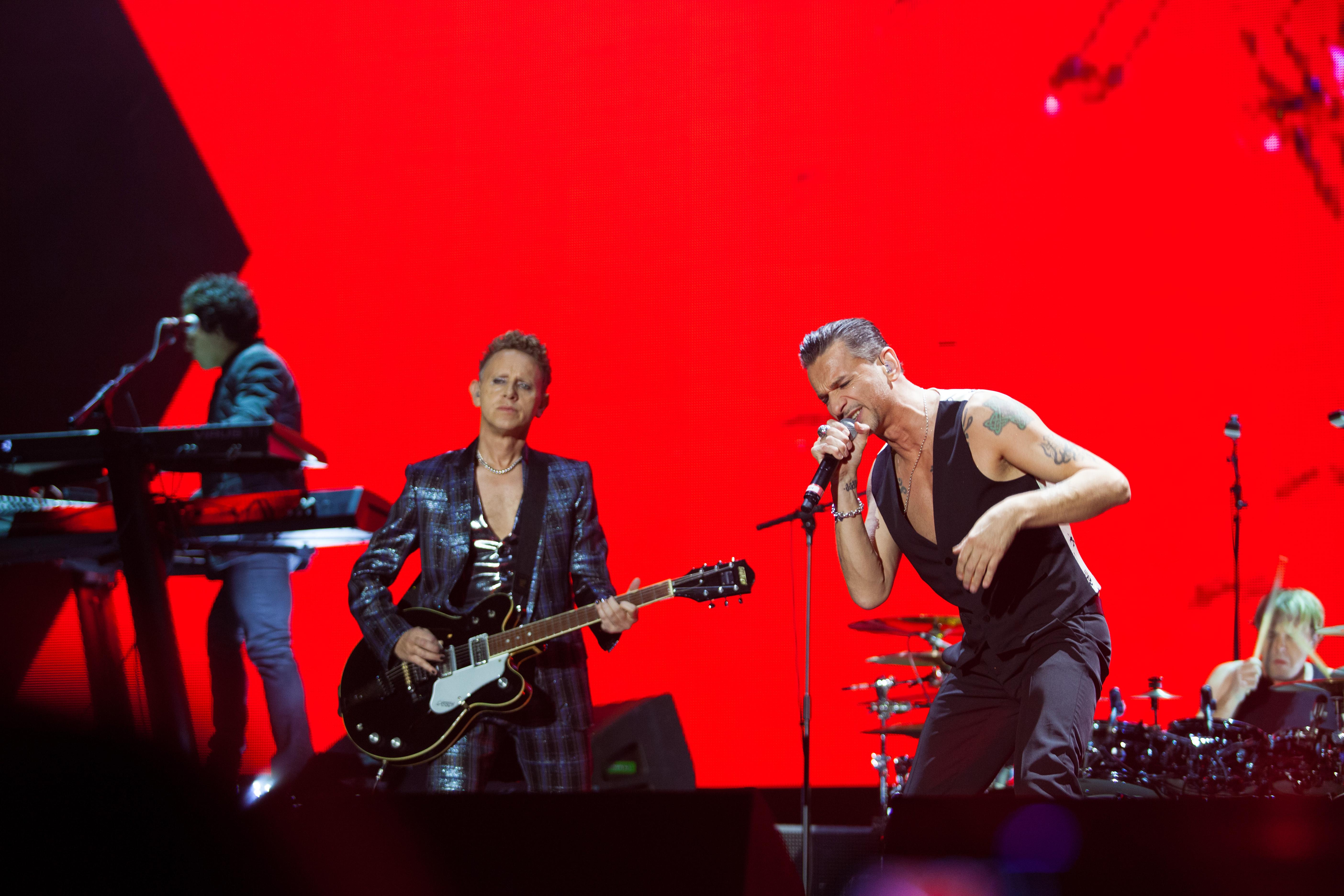 Depeche Mode Hd Background
