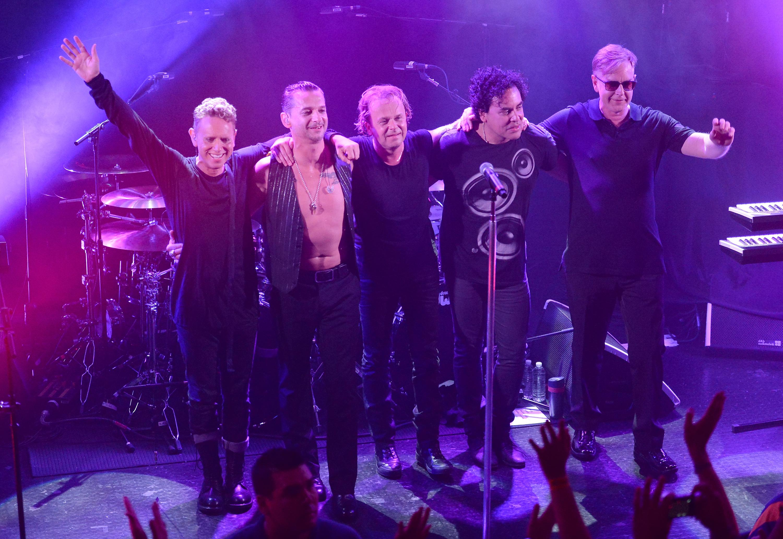 Depeche Mode Hd Wallpaper