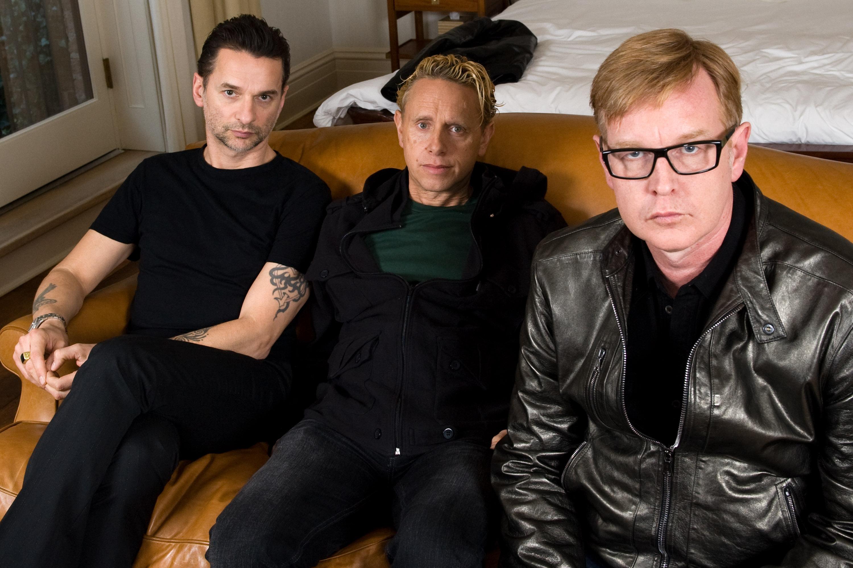 Depeche Mode Photos