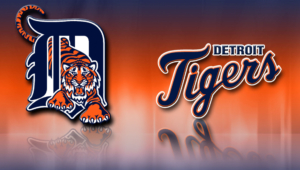 Detroit Tigers Background