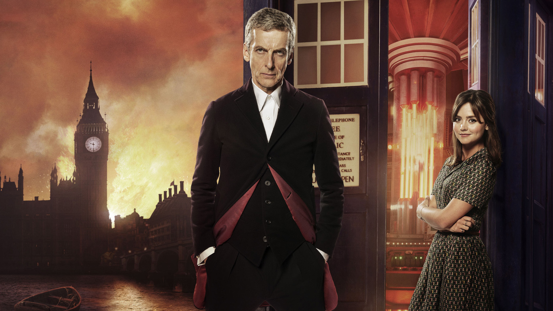 Doctor Who 4K