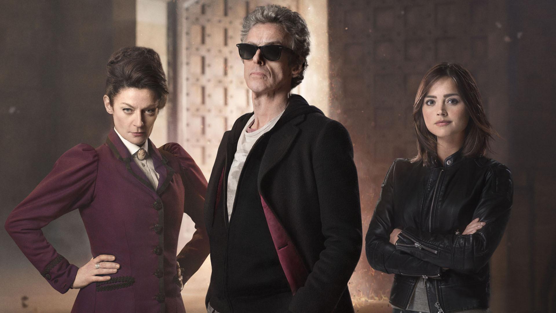 Doctor Who Deskto