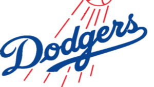 Dodgers HD Background