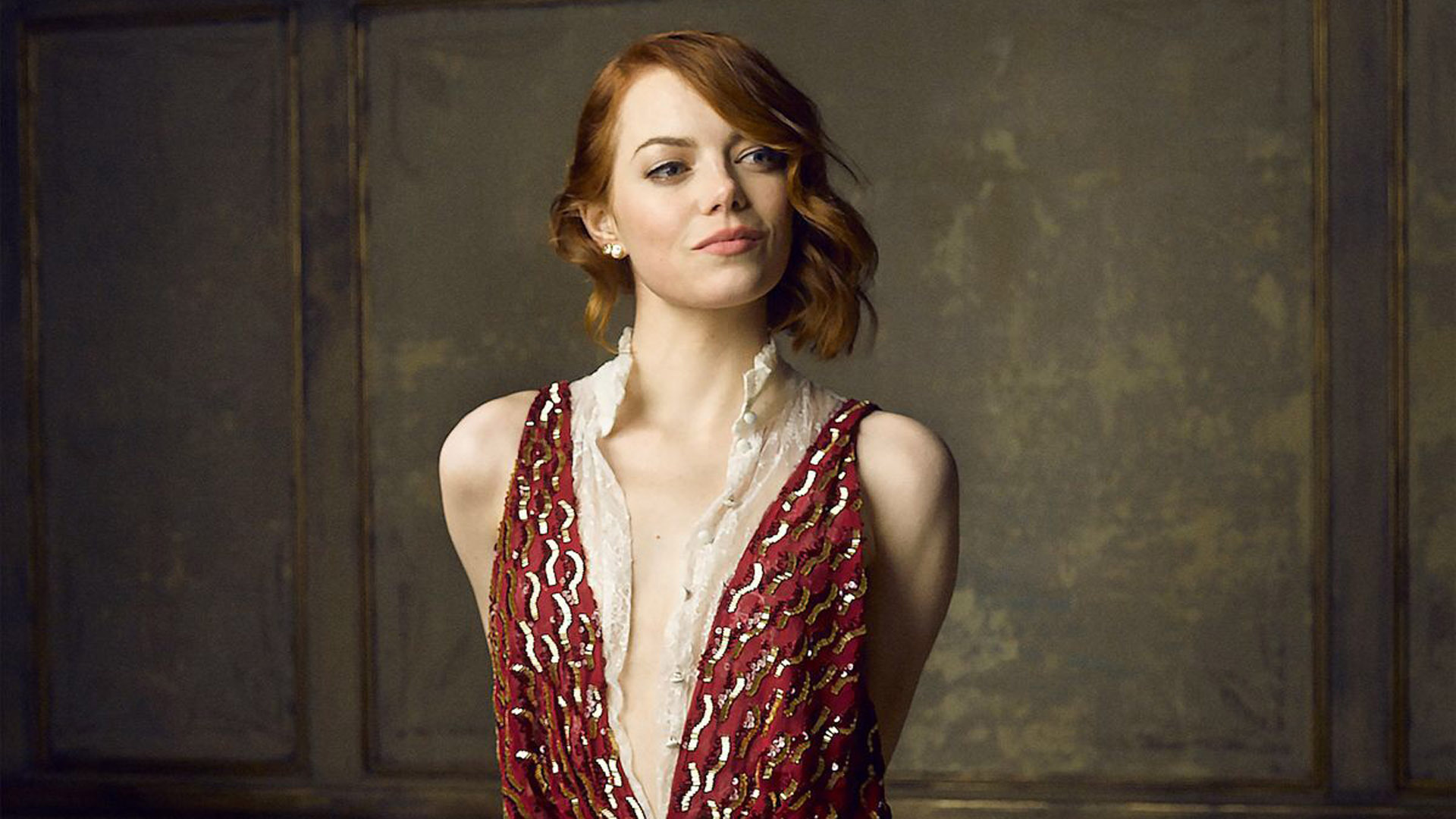 Emma Stone Sexy Wallpapers
