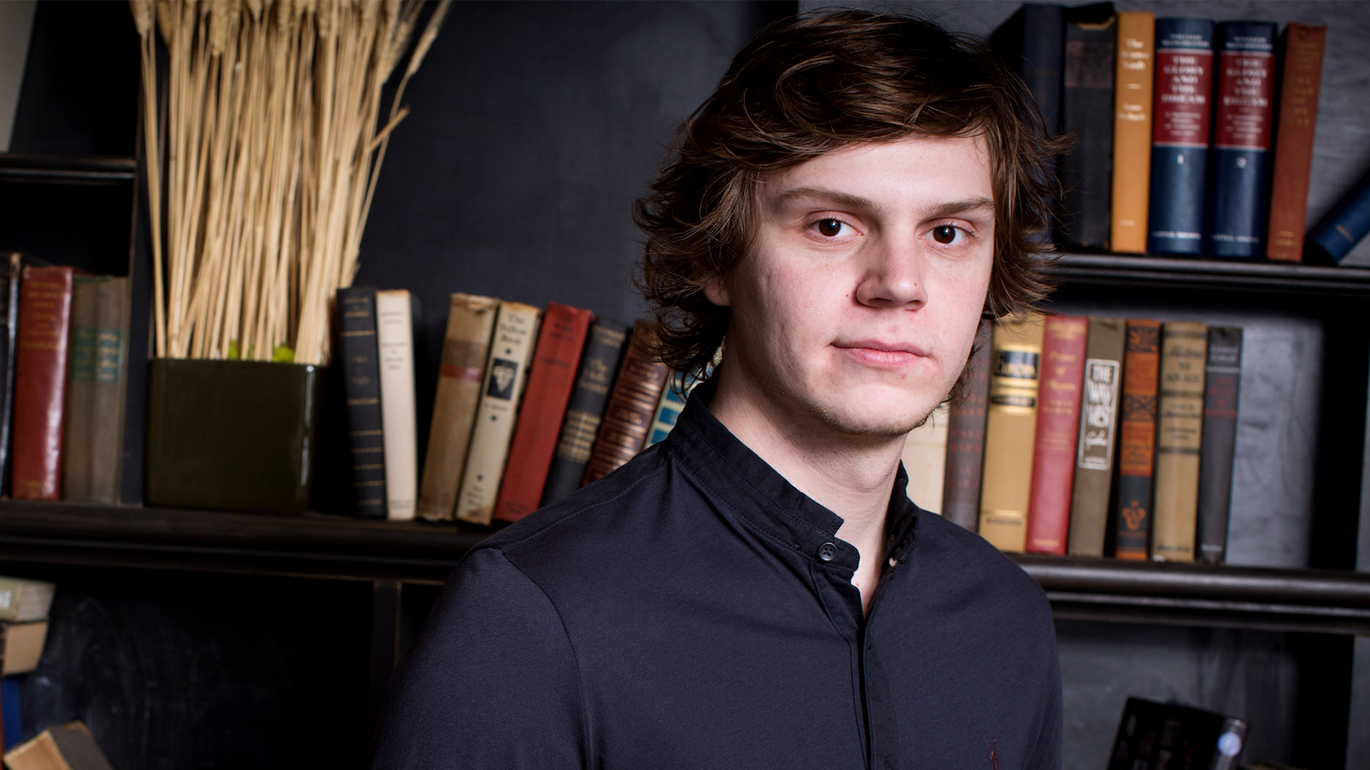Evan Peters High Definition
