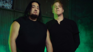 Fear Factory HD Wallpaper