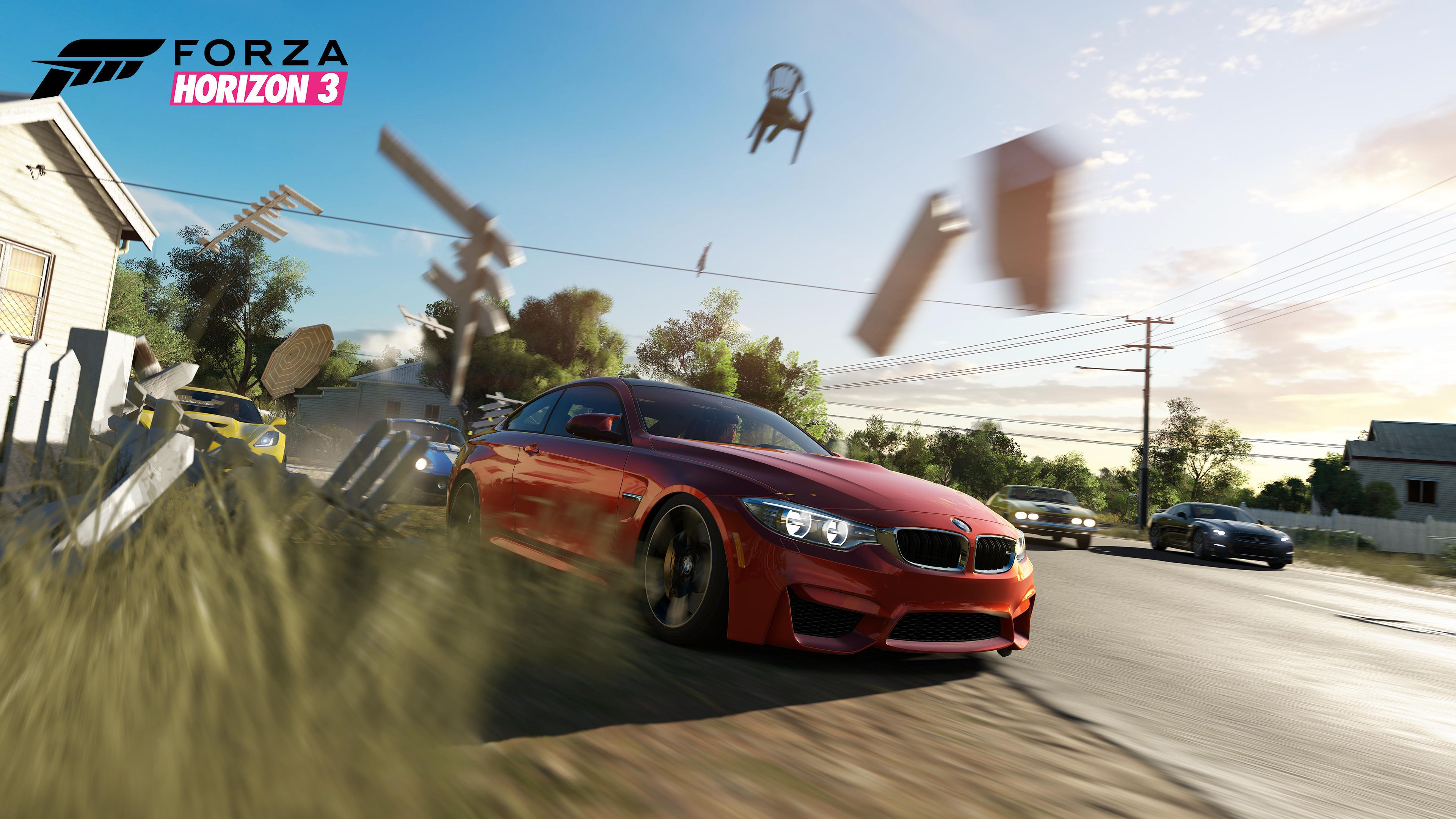 Forza Horizon 3 HD Wallpaper