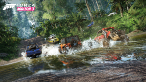 Forza Horizon 3 Widescreen