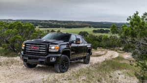 GMC Sierra HD All Terrain X Computer Wallpaper