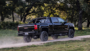GMC Sierra HD All Terrain X High Definition Wallpapers
