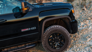 GMC Sierra HD All Terrain X Photos