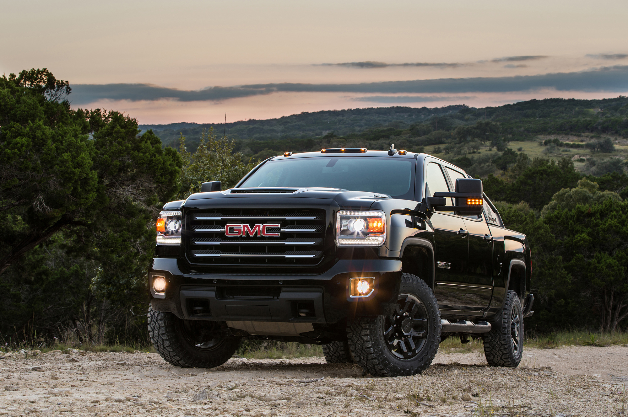 GMC Sierra HD All Terrain X Widescreen