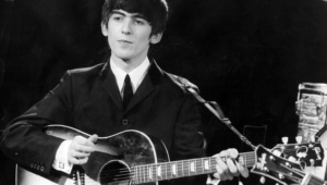 George Harrison Background