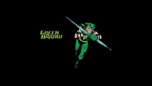 Green Arrow HD Wallpaper