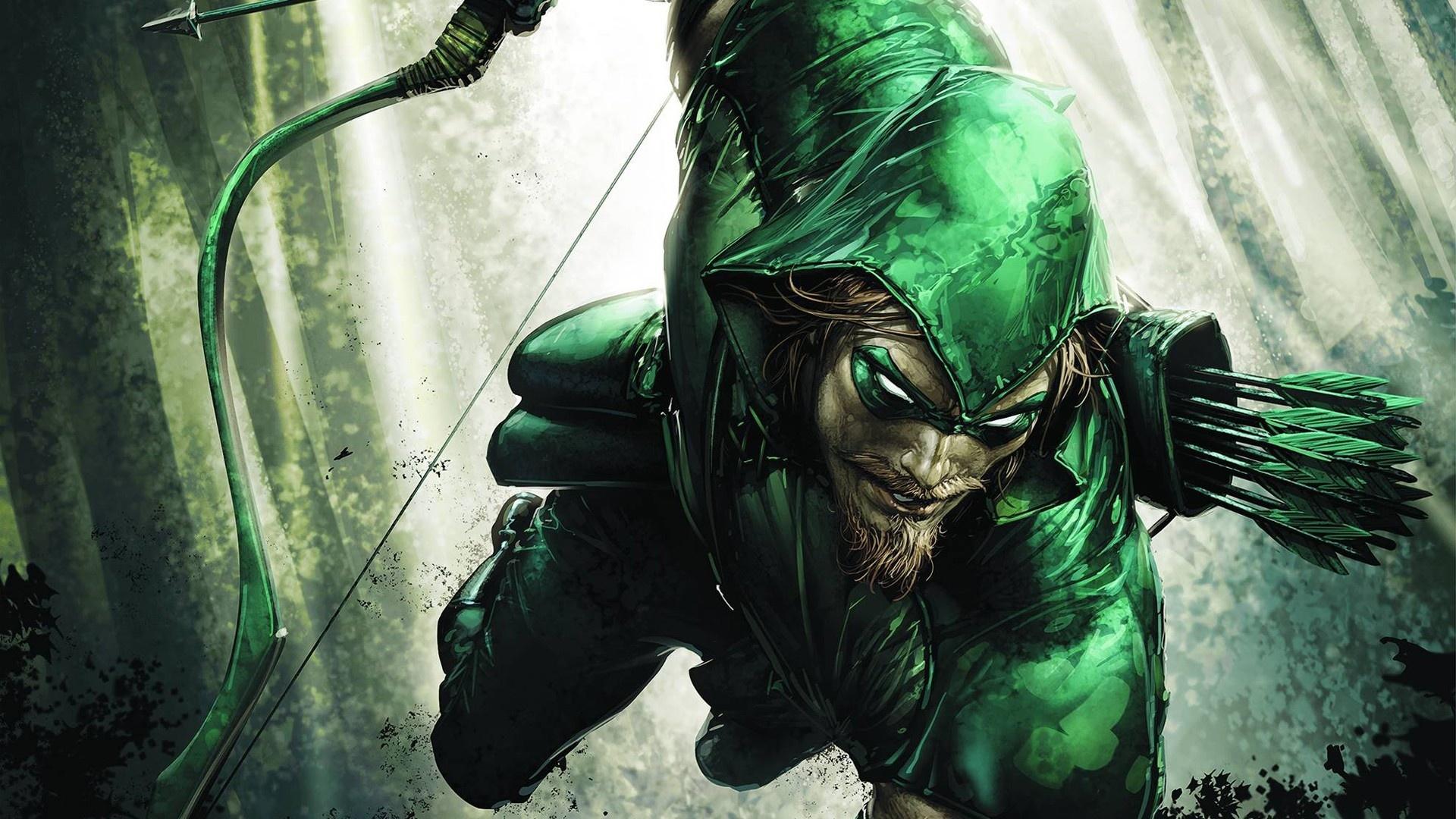 Green Arrow High Definition Wallpapers