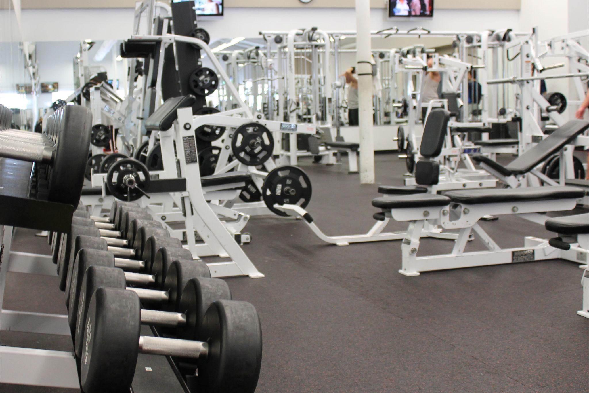 Gym Hd Wallpaper